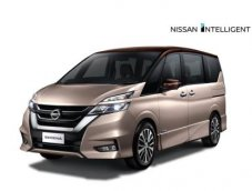 Nissan Serena S-Hybrid เปิดตัวที่มาเลเซีย
