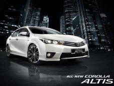 รีวิวรถ Toyota Corolla Altis 2018
