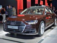 """The new Audi A8 L""  จำหน่ายซีดานหรู พร้อมออกแคมเปญ ""รถเก่าแลกรถใหม่"""