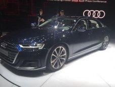 Audi A8 L รถหรูกลุ่มพรีเมียม เปิดตัวในปักกิ่งแล้ว