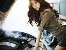 ผู้หญิงยุคใหม่...ดูแลรถเองได้ง่ายๆ คุณองก็ทำได้