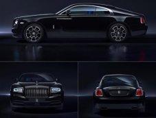 ราคา Rolls-Royce Wraith Black Badge  ดือนมิถุนายน 2561