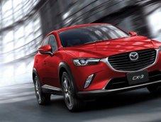 ราคา Mazda CX-3 เดือนมิถุนายน 2561