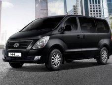 รถตู้จอมอึด HYUNDAI H1 TOURING รุ่นพิเศษสีใหม่ Timeless Black ผลิตแค่ 100 คันเท่านั้น