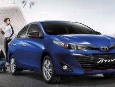 ราคา Toyota Yaris Ativ (โตโยต้า ยาริส เอทีฟ) เดือนกรกฏาคม 2561
