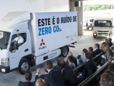Fuso Canter E-CELL - รถบรรทุกพลังงานไฟฟ้า ใช้เพื่อการพาณิชย์ ไร้มลพิษ เป็นมิตรกับสิ่งแวดล้อม