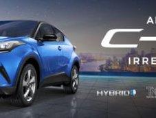 ราคา Toyota C-HR 2018 เดือนกรกฎาคม 2561