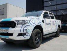 เพื่อจิตสำนึก! Ford Ranger ลายพิเศษ Share the Road วิ่งตลอดรายการจักรยานเลอตูร์
