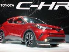 จะซื้อดีใหม? ส่องข้อดีข้อเสียก่อนตัดสินใจซื้อ Toyota C-HR 2018