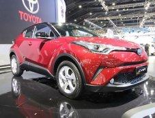 10 ข้อที่นักขับไม่ค่อยพอใจใน Toyota C-HR