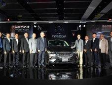 """รวบรวมภาพบรรยากาศงานเปิดตัว  """"New Mazda CX-3"""" ที่ Emquartier"""
