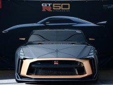 Nissan GT-R50 เมื่อ Italdesign จับ R35 มาทำซูเปอร์คาร์โฉมใหม่
