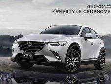 รีวิว Mazda CX-3 Minor Change 2018 เวอร์ชั่นไทย