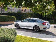 Honda ผู้ดีเปิดราคา Civic 2018 4 ประตู