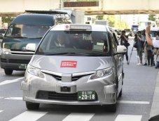 ซามูไรไปไกลแล้ว! สตาร์ทอัปญิปปงเปิดทดสอบแท็กซี่ไร้คนขับในโทเกียว