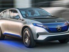 Mercedes-Benz EQC รถ SUV สุดหรูเตรียมเปิดตัว 4 กันยายนนี้