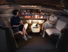 ทำไมต้องขึ้นนกเหล็ก? Volvo เปิดตัว 360c รถไร้คนขับเตรียมแย่งลูกค้าเครื่องบิน