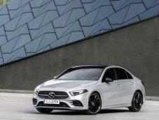 Mercedes-Benz A-Class Saloon 2018 เปิดราคาที่เมืองผู้ดี