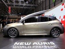 Toyota Auris 2019 ในยุโรปเตรียมเปลี่ยนชื่อเป็น Corolla