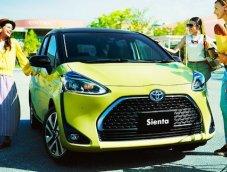 โฉมใหม่ Toyota Sienta Minorchange 2018 ในญี่ปุ่น เคาะราคาเริ่ม 5.25 แสนบาท
