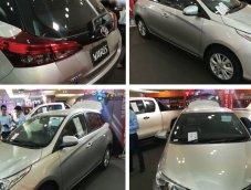 """Toyota Yaris 2018"" รถยนต์ตัวท็อป ขายดีที่สุดในงาน Mini Motor Expo"