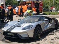 Ford เรียกคืน Ford GT หลังพบว่าปีกหลังอาจเป็นสาเหตุให้เกิดไฟไหม้