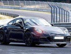 Porsche 911 เริ่มออกสู่ถนน เพื่อทดสอบการขับขี่ หลังจากที่ผ่านขั้นตอน R&D แล้ว