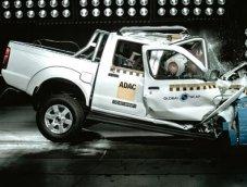 ตะลึง!! Nissan NP300  ได้ 0 ดาวจากการทดสอบการชน