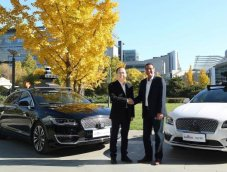 Ford จับมือ Baidu ลุยทดสอบรถไร้คนขับระดับ 4
