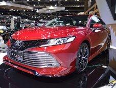 ส่องรถค่าย Toyota ที่ขนขบวนมาให้ยลโฉมในงาน Motor Expo 2018!
