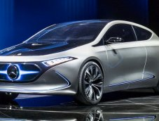 เผยโฉมยนตรกรรมแนวคิดใหม่ Mercedes-Benz EQA ครั้งแรกในประเทศไทย