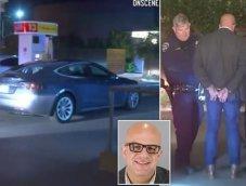 ถึงขับ Tesla ไม่ได้แปลว่าจะเมาหลับแล้วปล่อยวิ่งได้! ชายวัย 45 โดนจับที่แคลิฟอร์เนีย