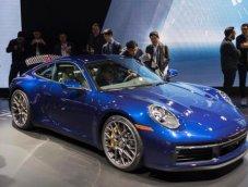 Porsche 911 (992) Gen.8 ไอคอนสปอร์ตที่ไฮเทคกว่าเดิม