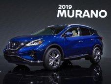 Nissan Murano 2019 USA เริ่มต้นแค่เฉียดล้านบาท