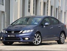 Honda Civic 1.8E ใช้ดีหรือไม่???