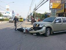 กฎจราจรน่ารู้.. รถชนกับคนที่ ขับรถย้อนศร ใครผิด?