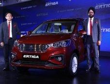 Suzuki Ertiga 2019 MPV ใหม่ถอดด้าม รถยอดเยี่ยมอินเดียที่คนไทยเริ่มจับตา
