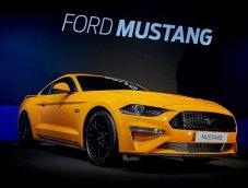 ราคา Ford Mustang 2018