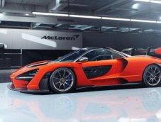เจาะดีไซน์ McLaren Senna คาร์บอนไฟเบอร์จัดเต็ม