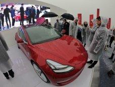 Tesla ขยับแรง ตั้งโรงงานผลิต Model 3 ในจีนเรียบร้อย