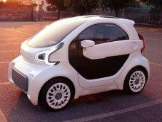 โลกเรายังล้ำไม่หยุด รถยนต์ที่ทำจากเครื่องพิมพ์ 3 มิติคันแรกของโลก