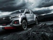 TOYOTA HILUX TRD BLACK RALLY EDITION รถผลิตในไทยเปิดตัวไกลถึง Tokyo Auto Salon 2019