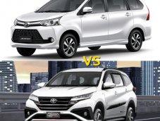 เปรียบเทียบช็อตต่อช็อต Toyota Avanza กับ Toyota Rush