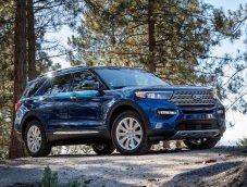 เตรียมปล่อย Ford Explorer 2020 ใหม่ 1.046 ล้านบาท