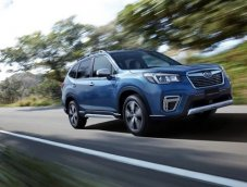 Subaru Forester Hybrid ตัวใหม่กำลังไฟฟ้าเขย่าโลก มาไทยยังต้องรอ