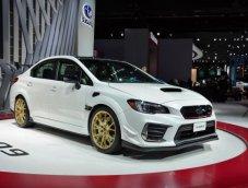 """""""STI S209"""" Subaru WRX ตัวแต่งจำนวนจำกัดสำหรับชาวอเมริกัน"""
