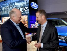 VW-Ford ประกาศจับมือกันในระดับโลก