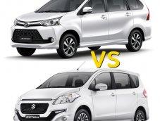 รถสำหรับครอบครัวระหว่าง Toyota Avanza กับ Suzuki Ertiga เลือกคันไหนดี?