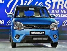 อินเดียเผยโฉมรถเล็กราคาเบาๆ Suzuki Wagon R 2019 ใหม่