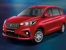 ราคาเปิดตัว Suzuki Ertiga 2019 ซูซูกิ อาร์-ตีกา  ล่าสุด